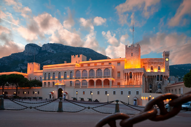 Monaco by night : evening tour