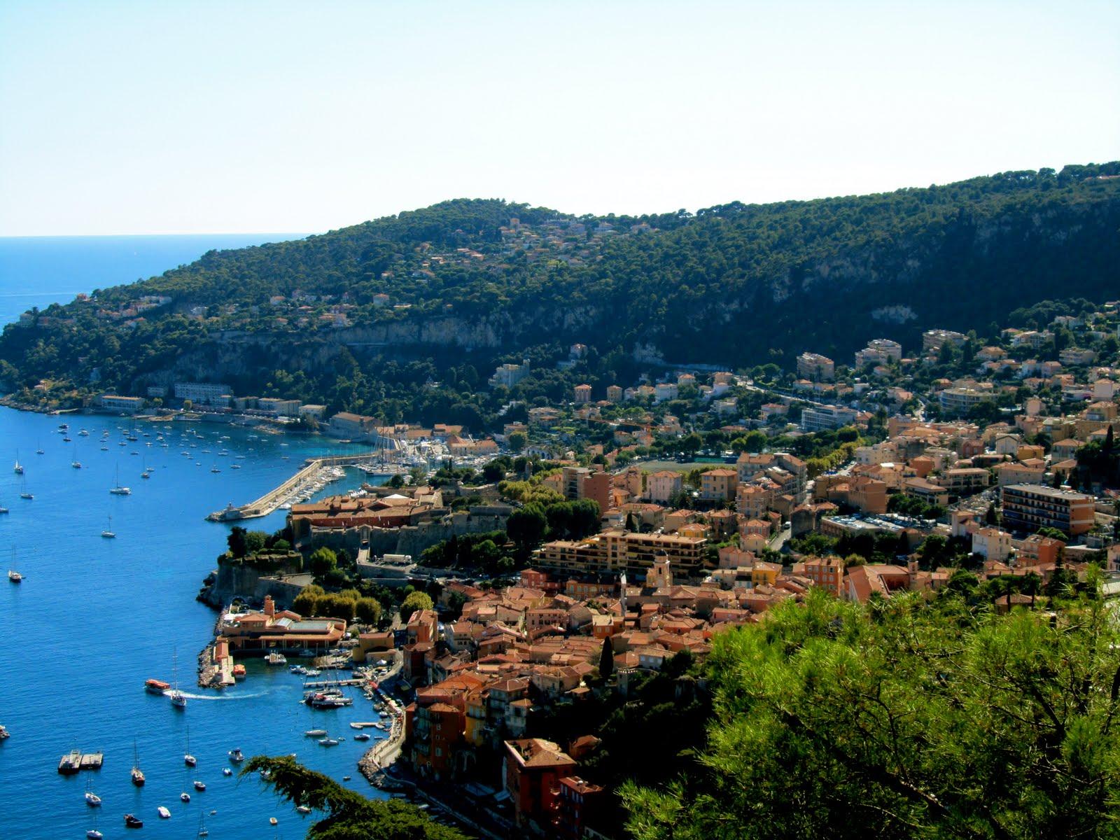 Une journée sur la Riviera Française