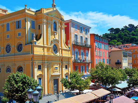 Guided Walking Tour Of The Old Town Of Nice (French, English)