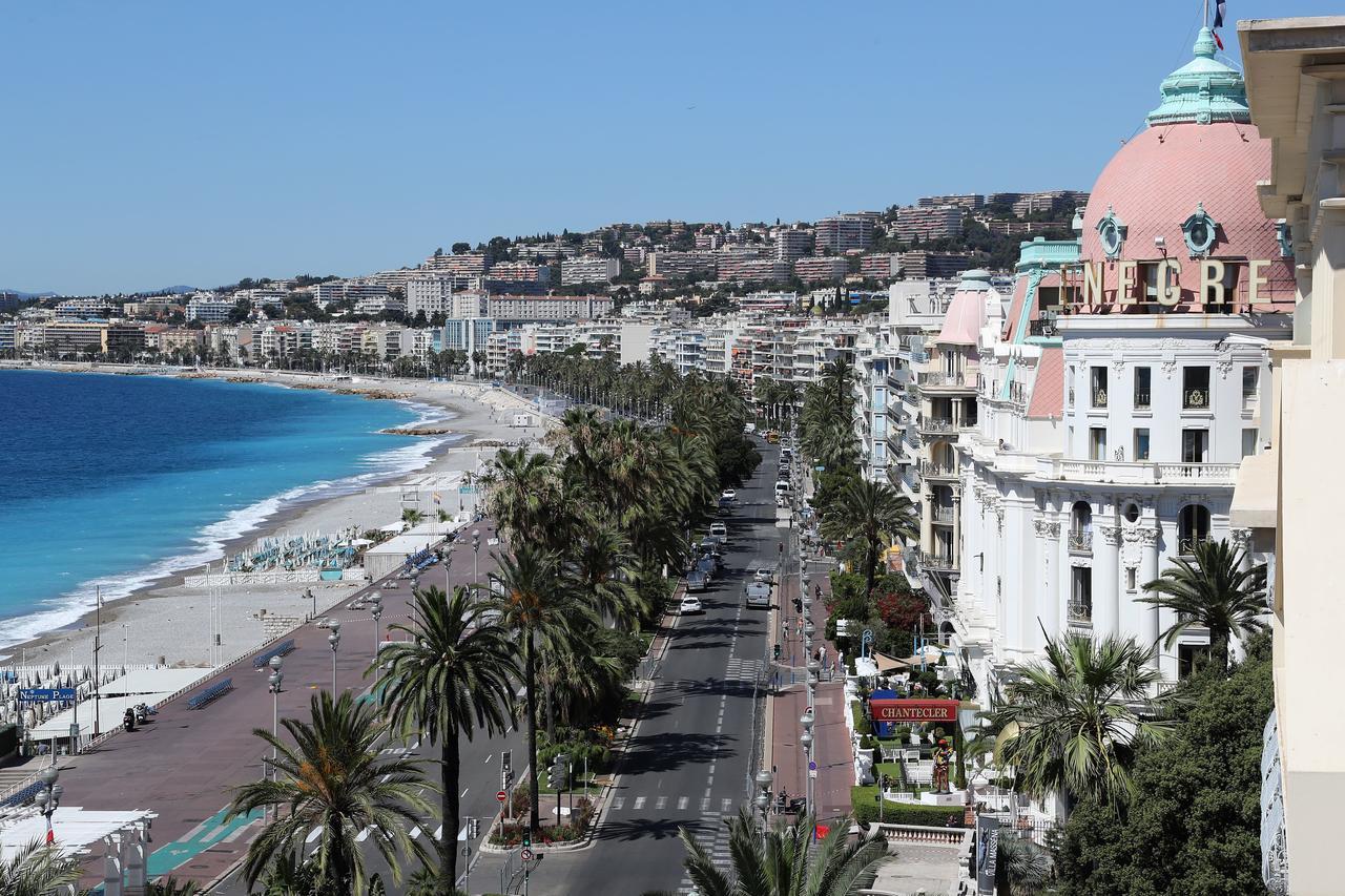 Visite guidée de la Promenade des Anglais (Français)