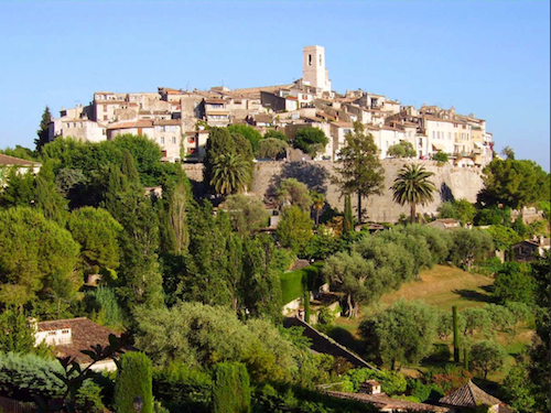 Full day tour - Grasse, Gourdon, Tourrettes S/Loup, Saint-Paul-de-Vence