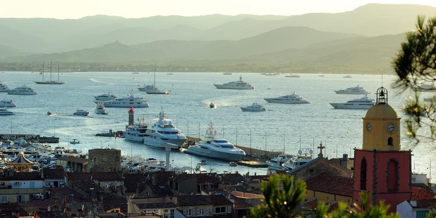 Tour Journée : Saint Tropez Et Port Grimaud