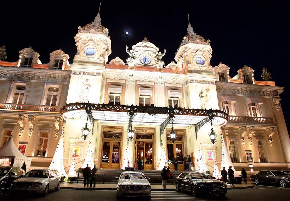 Tour Soirée : Monte Carlo La Nuit