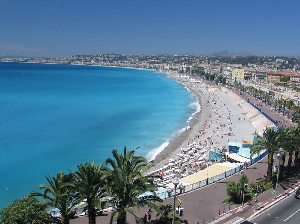 Tour Demi-Journée: Nice City Tour