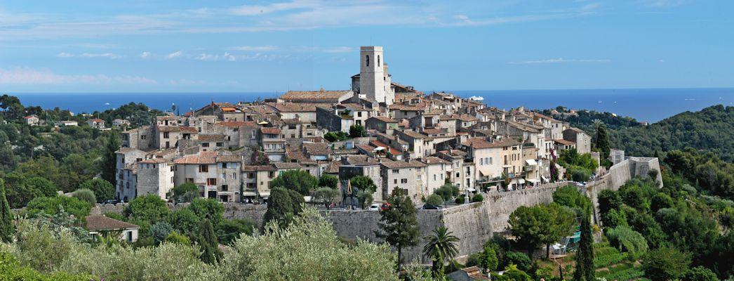 Tour Demi-Journée : Cannes, Antibes Et Saint Paul De Vence
