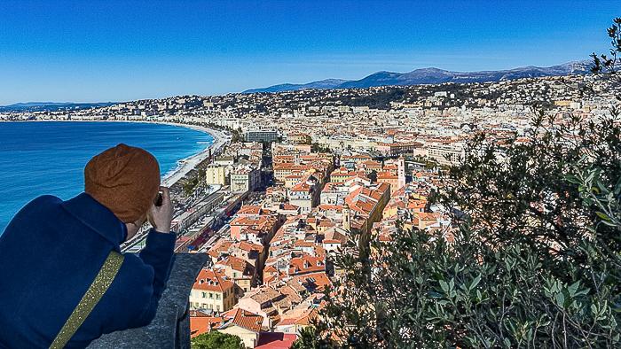 Safari photo urbain à Nice de 2h / Départ de la Place Garibaldi