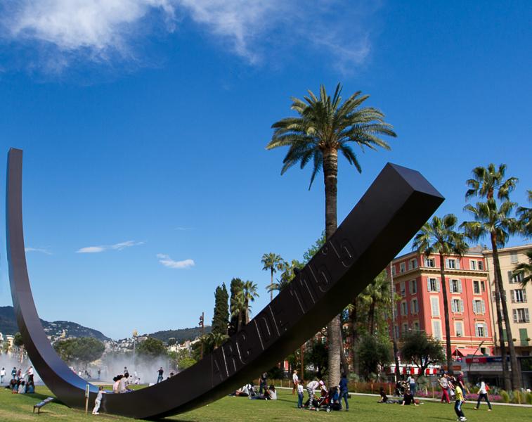Safari photo urbain à Nice en ½ journée