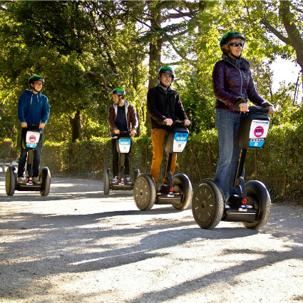Segway Nice Grand Tour