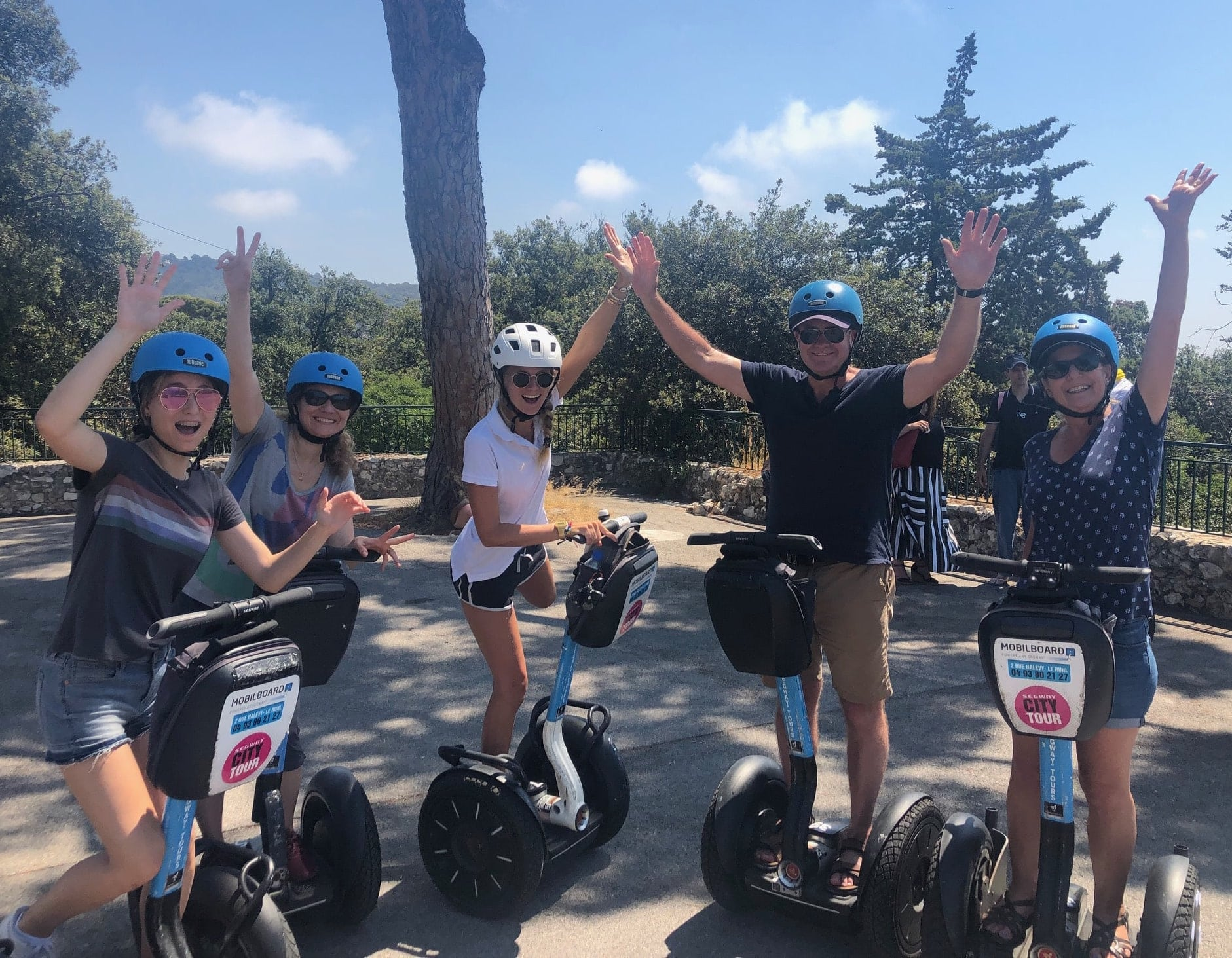 Segway Nice Grand Tour - 2h00