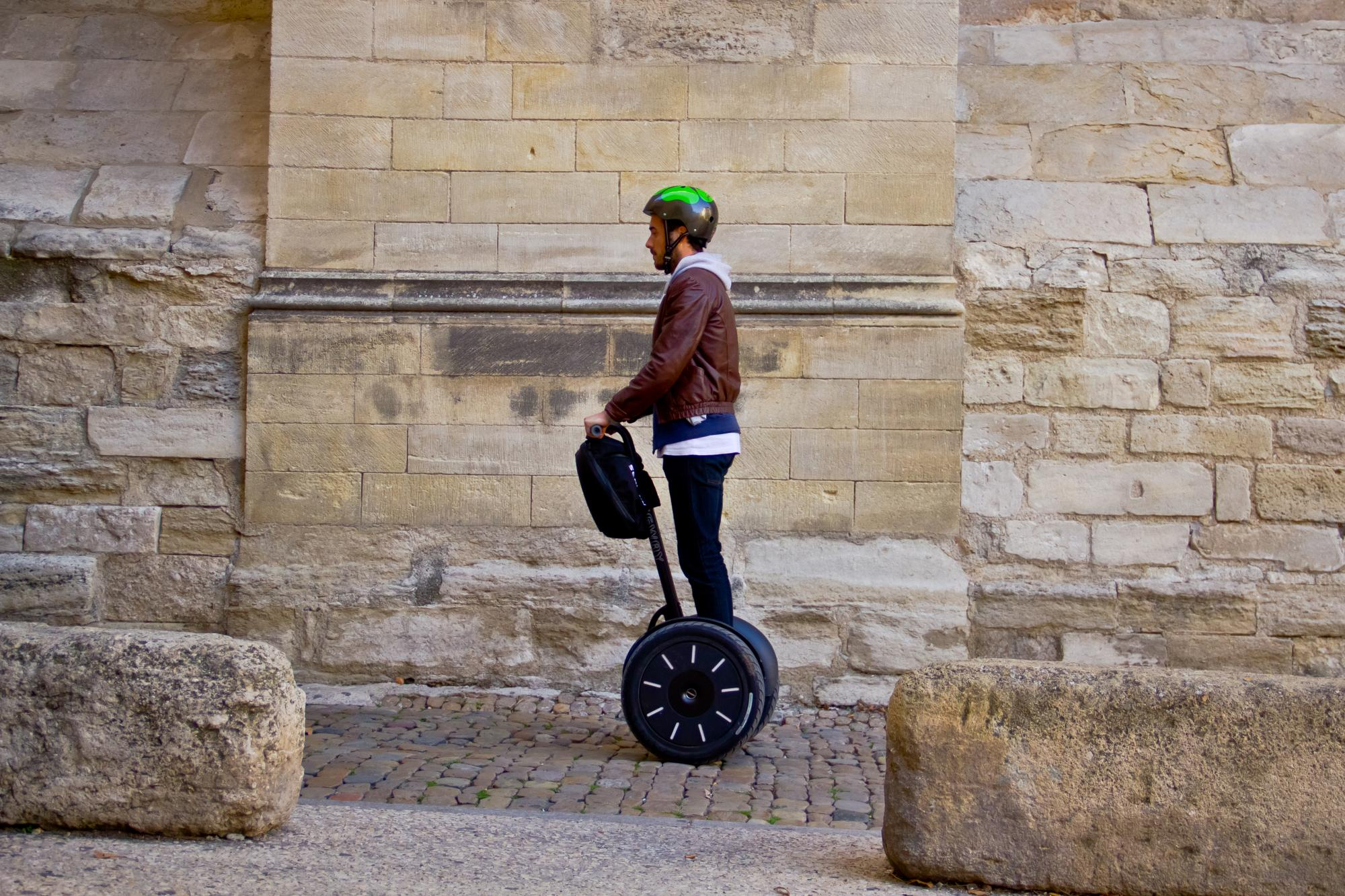 Segway from Nice to Villefranche-sur-Mer