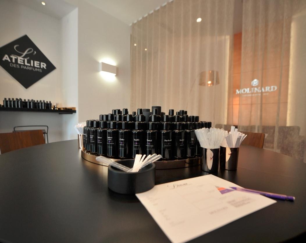 Molinard - L'atelier des parfums