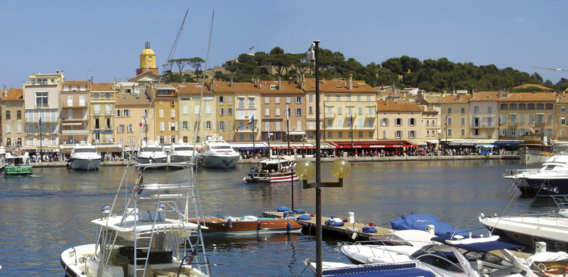 Day Tour: Saint-Tropez And Port-Grimaud