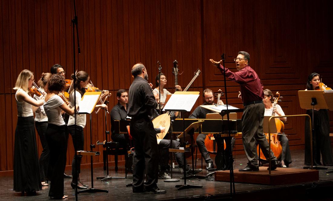Orchestra Divino Sospiro  Gulbenkian Choir