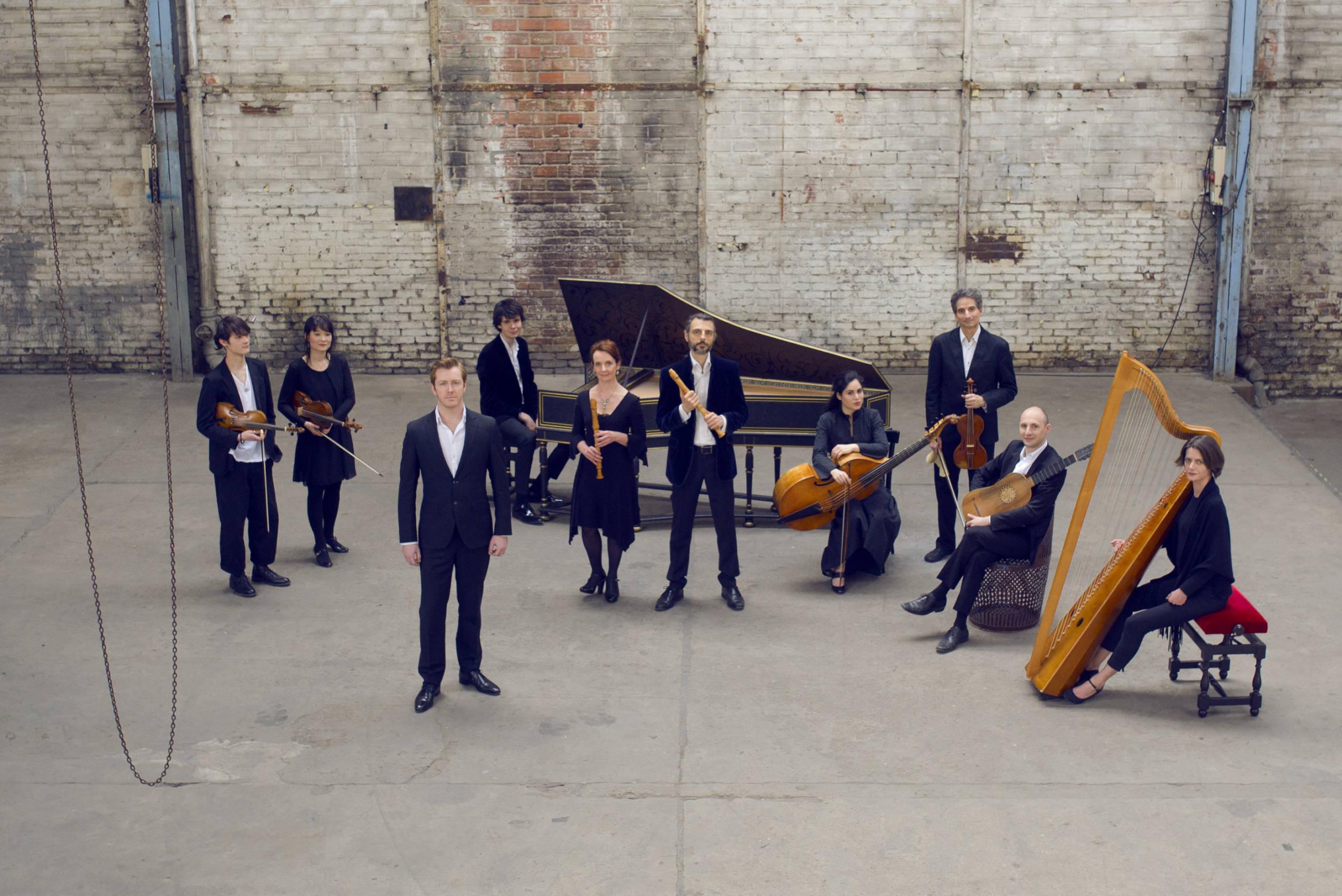 Les Musiciens de Saint-Julien, les Arts Florissants,
