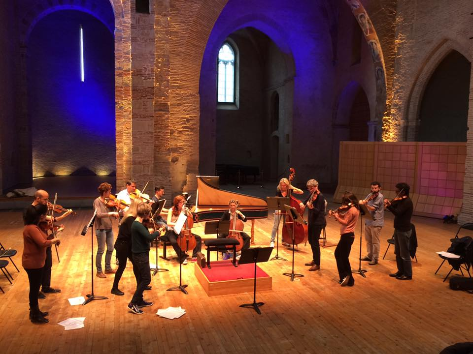 Ensemble Pulcinella Carlo Vistoli, Ophélie Gaillard