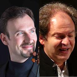 Frédéric MOREAU (violon) et Dimitris SAROGLOU (piano)