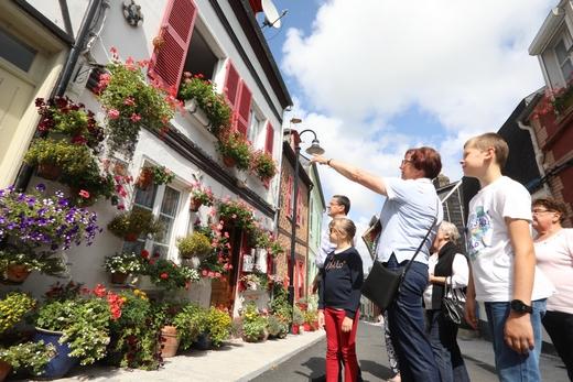 """VISITE GUIDEE SAINT VALERY SUR SOMME - Quartier des SAUTERELLIERS """" LE COURTGAIN"""""""