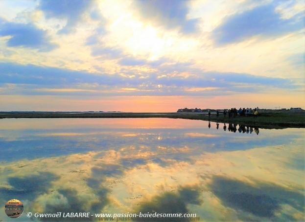 La Baie au gré des marées (C) - Au Crotoy