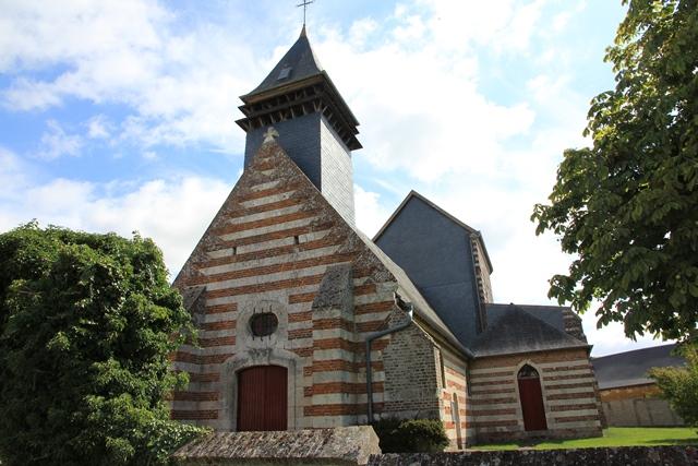 Un clocher, un village