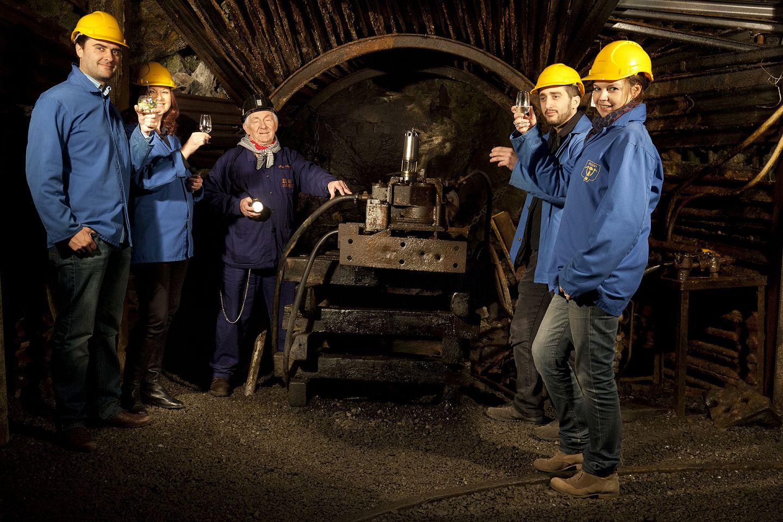 Apéro Mine à Blegny Mine