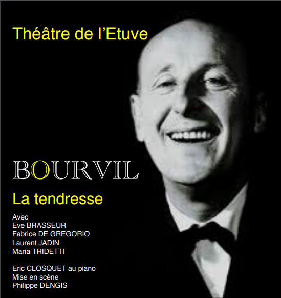 Spectacle : Bourvil