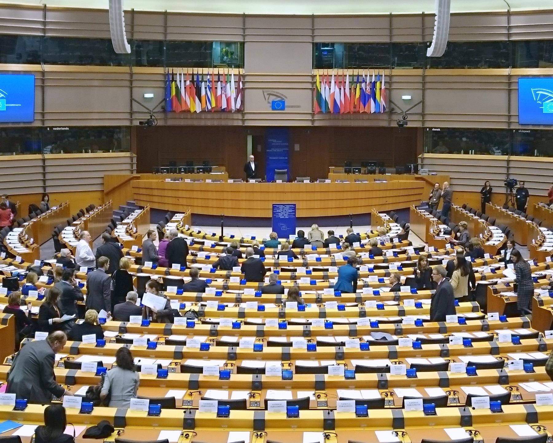 Visite du Parlement de Bruxelles