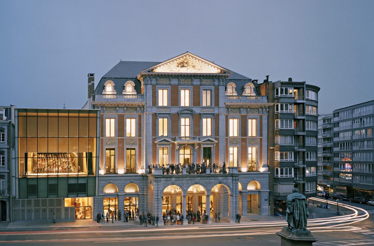 Théâtre de Liège à l'émulation