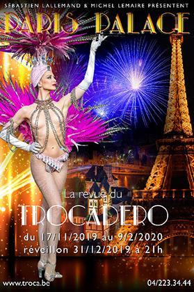 Revue Paris-Palace au Trocadéro