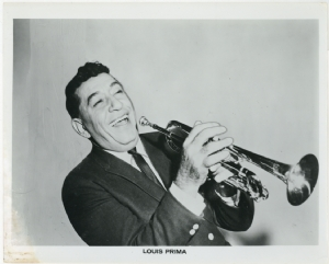« Louis Prima The King of the swingers  »
