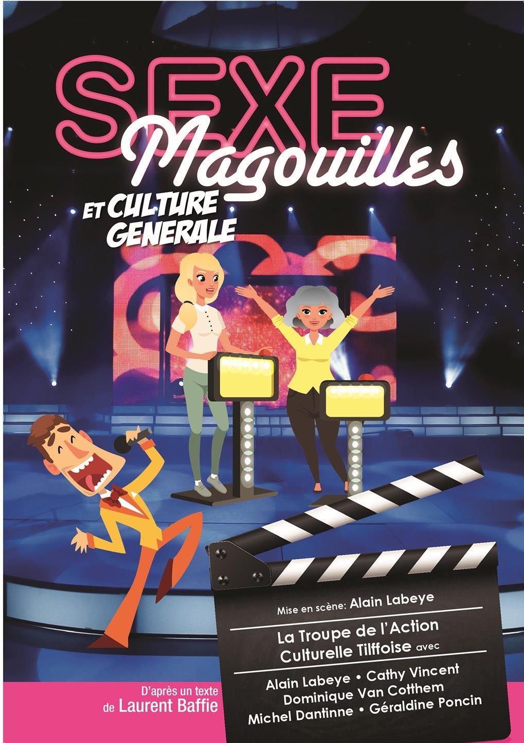 Festival de théâtre amateur : Sex, magouille et culture générale