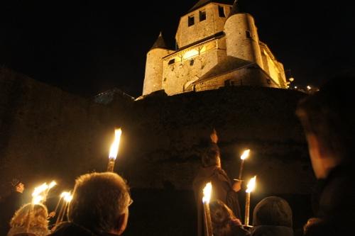 3 Août : Visite guidée aux flambeaux : Découvertes et Inventions du Moyen Age