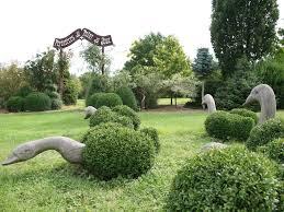 """Escapade en vélo et visite d'un """"jardin remarquable"""""""