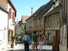 Visite guidée : Provins, ville de Foire Médiévale