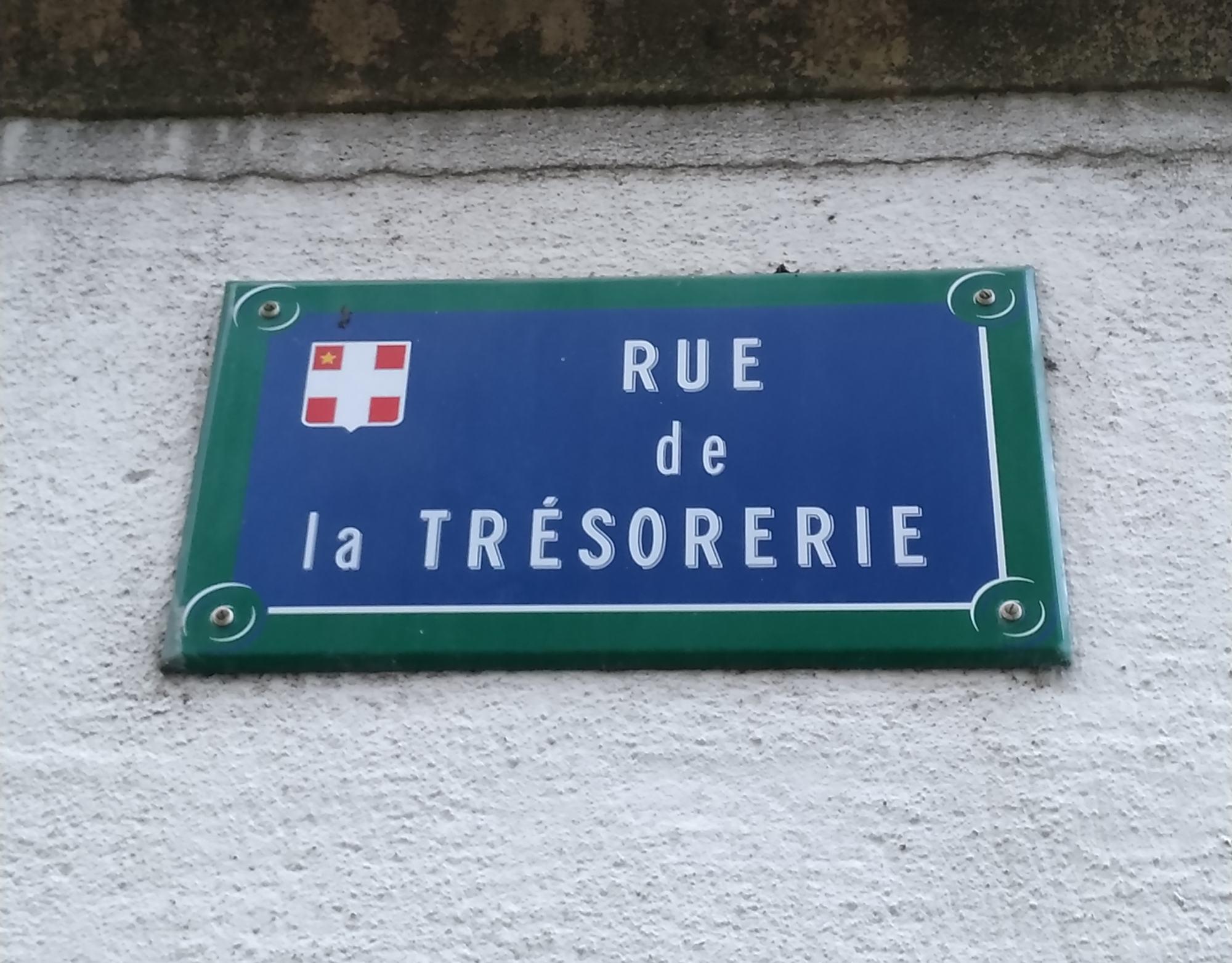 Les noms de rues disent la ville...(quartier Château)