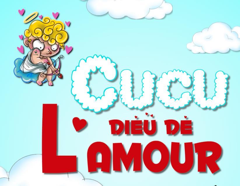 CUCU DIEU DE L'AMOUR