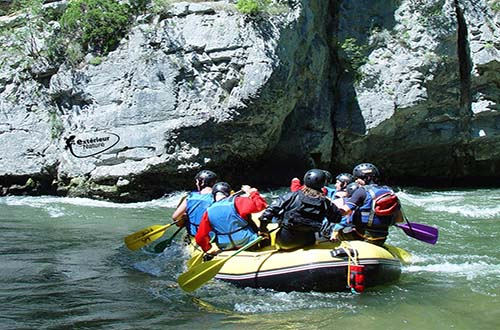 Rafting : la descente découverte de l'Aude