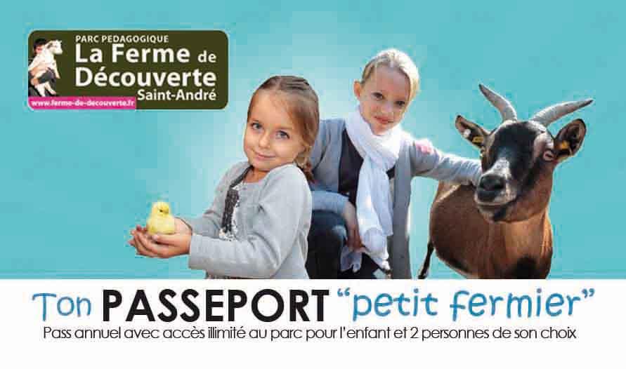 """Passeport """"Petit Fermier"""""""