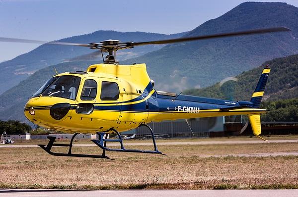 Vol en hélicoptère : Circuit découverte