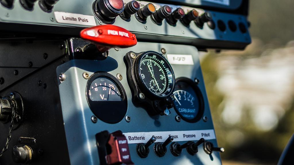 Vol en hélicoptère : osez un vol d'initiation