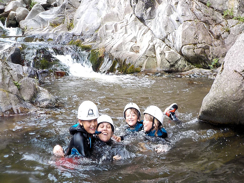 Canyoning Gorges du Terme inférieur (Famille)