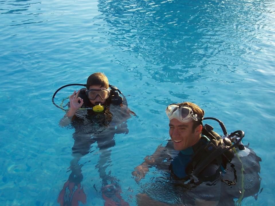 Découverte : Formule petit plongeur