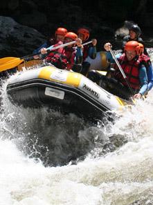 Rafting intégral