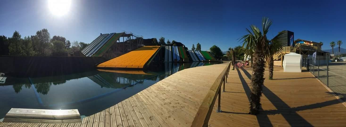 Water Jump Parc