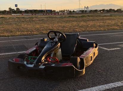 Location Mini Kart Alpha