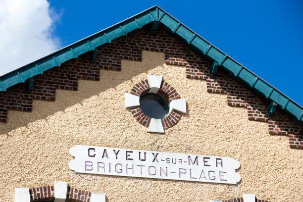 Aller - Retour : Cayeux-sur-mer > St Valery