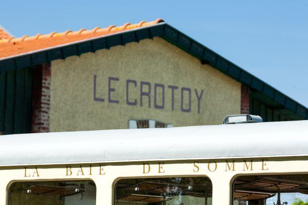 Aller - Retour : Le Crotoy > Cayeux