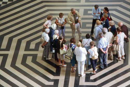 Visite guidée de la cathédrale Notre-Dame d'Amiens