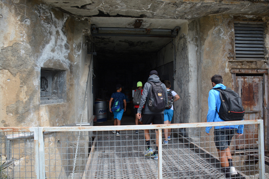 Escape Game au fort de St Ours