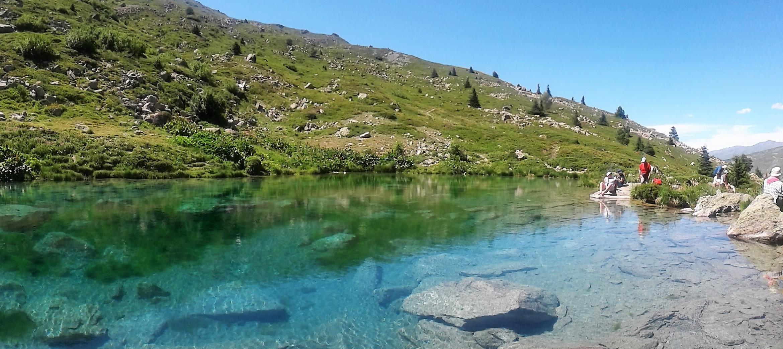 Journée des Lacs sauvages du Thabor