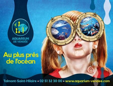 Visite de l'Aquarium de Vendée
